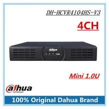 Dahua DH-HCVR4104HS-V3 4ch HCVR H.264 1080P HDCVI Video Recorder Tribrid HDCVI&Analog&IP 1.0U DVR supports P2P and 4T Hard Disk