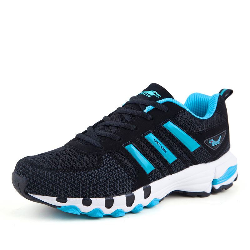 ФОТО Plus Size Euro38-47 Men's Casual Walking Shoes 2016 New Spring Men Shoes Trainers Summer Zapatos Man Flats Shoes Tenis Masculino
