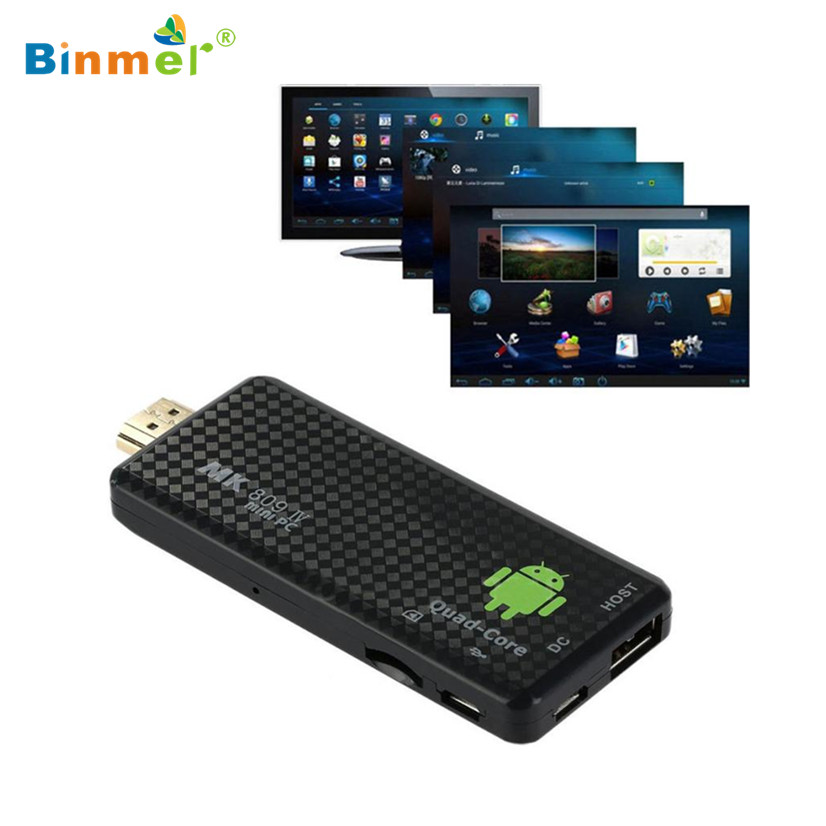 Factory Price Quad Core Mini PC Android 4.4 Bluetooth HDMI WIFI Smart