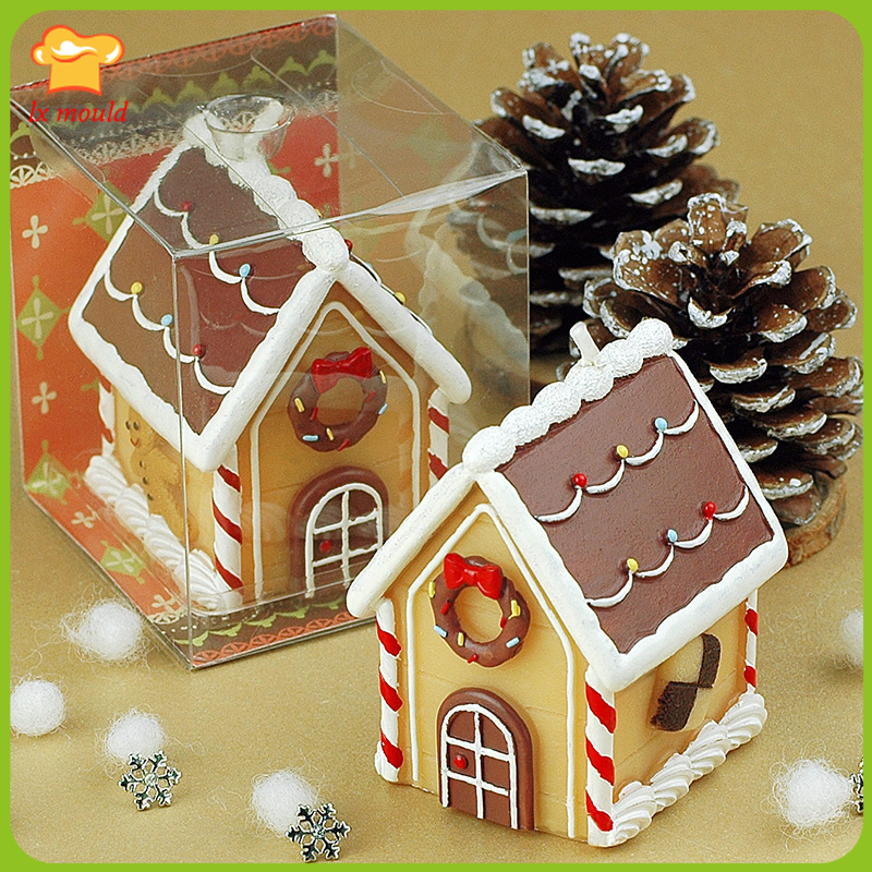 Festival decoration double sugar mold creative romantic for Christmas decoration suppliers