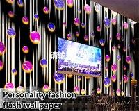 beibehang PVC wallpaper roll personality papel de parede 3d room wallpaper wall 3 d TV set photo wall painting wallpaper behang