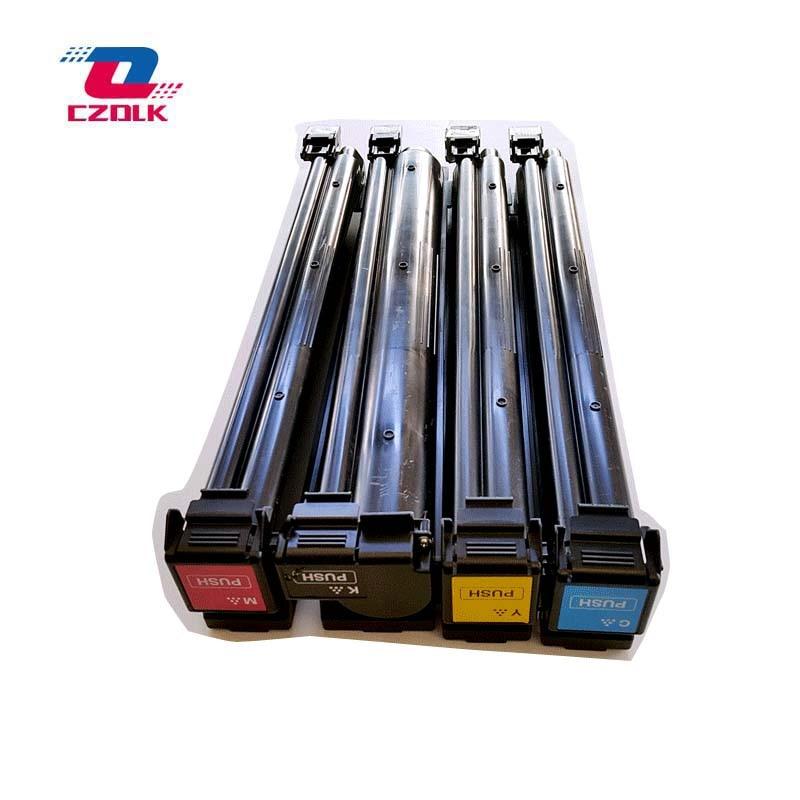 Used Original TN213 TN214 TN314 toner cartridge For Konica minolta bizhub C200 C203 C253 C353 C210 ,4pcs/set printwindow compatible toner cartridge for konica minolta bizhub c200 203 353 4x set