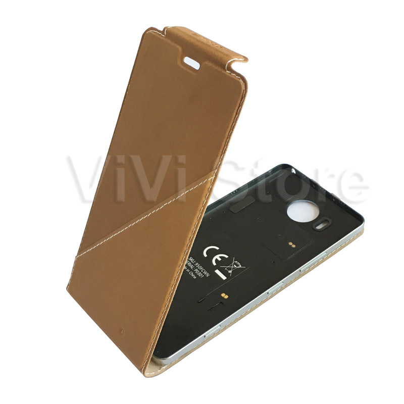 promo code 80dea 59854 US $17.99 25% OFF|Original MOZO Back Cover for Microsoft lumia 950 Qi  Wireless Charging Note Flip Case for Nokia 950 Housing with side button-in  ...