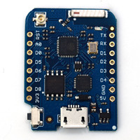 WEMOS D1 Mini Pro 16M Bytes External Antenna Connector ESP8266 WIFI Internet Of Things Development Board