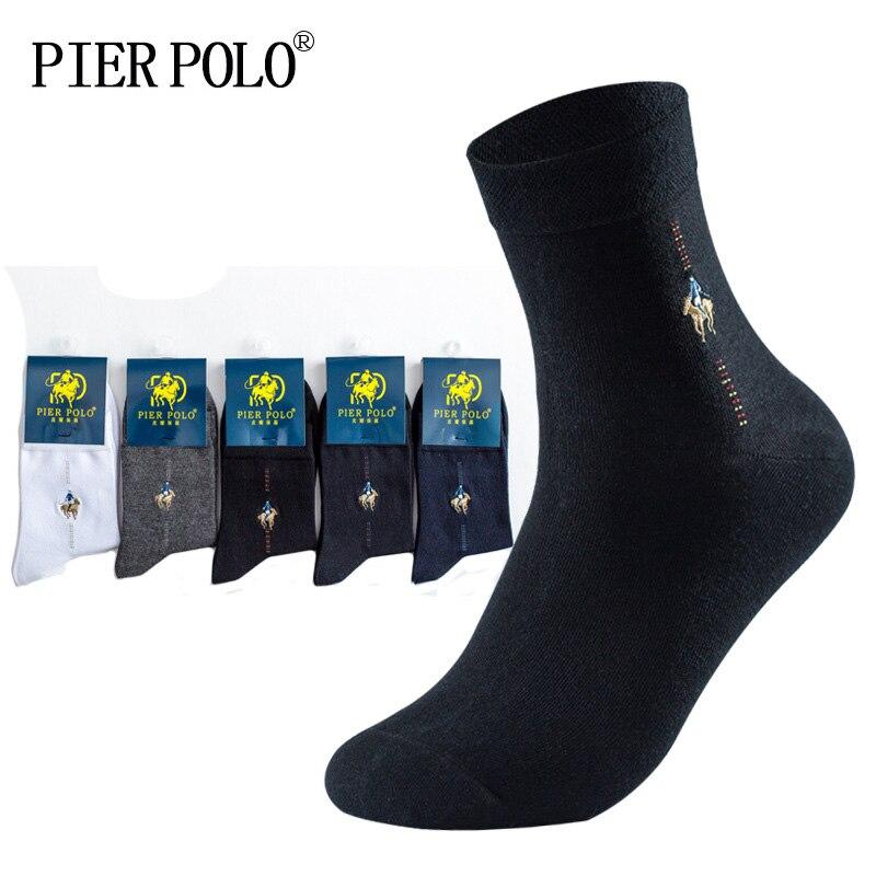 PIERPOLO Brand Socks New Design 5Pairs/l
