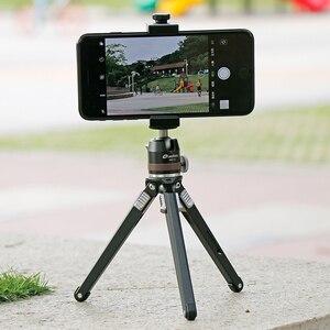 Image 2 - Универсальный штатив Ulanzi для смартфона, металлическая алюминиевая подставка держатель для телефона, для iPhone 11 Pro Max