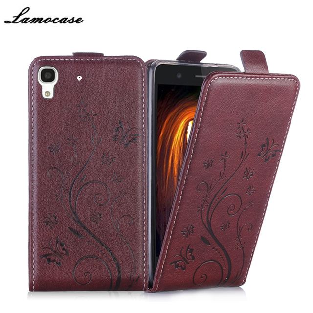 For Huawei Y6 SCL-L21 Case Luxury Flip Leather Cover For Huawei Ascend Y6 SCL-U31/Honor 4A Pouch Bags Protective Lamocase Brand