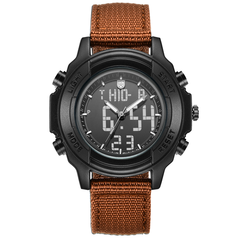 Waterproof Electronic Sport Watches Men LED Wristwatch Casual Running Watch Military Digital Quartz Clock Digital Relojes Hombre sport student children watch kids watches boys girls clock child led digital wristwatch electronic wrist watch for boy girl gift