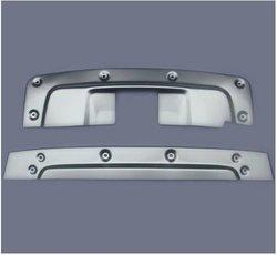 Aluminium alloy front rear bumper protector guard skid plates cover trim car styling fit for honda.jpg 250x250