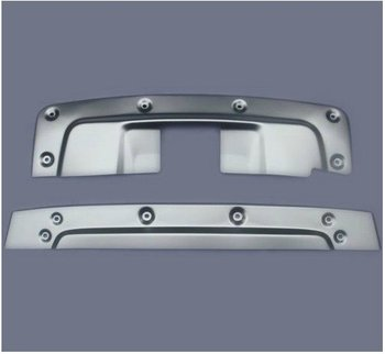 Aluminium alloy front rear bumper protector guard skid plates cover trim car styling fit for honda.jpg 350x350