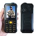 KUH T998 power bank 15800mAh mp3 mp4 bluetooth 3.0 flashlight camera FM no need earphone dual SIM card rugged mobile phone P004