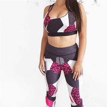 High quality Women's Sports Yoga Workout Gym Fitness Leggings Pants  Athletic Clothes Polyester Pencil Yoga Pants