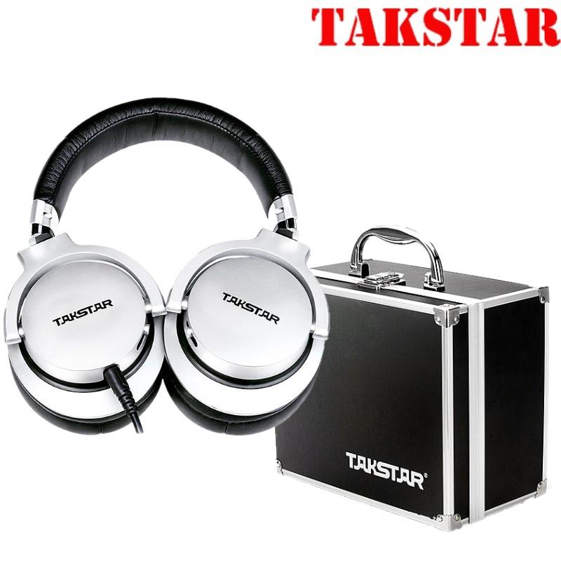 Original Takstar PRO82/pro 82 casques professionnels pour stéréo, enregistrement PC, basse réglable avec valise-in Écouteurs et casques from Electronique    1