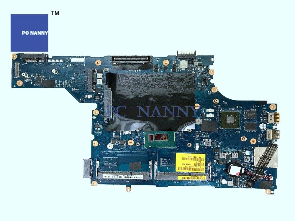 Laptop Motherboard Laptop Zubehör Pcnanny Mainboard 2 Pxjy 02 Pxjy Vaw50 La-a101p Für Dell Latitude E5540 Intel Core I5-4310u Laptop Motherboard Die Nieren NäHren Und Rheuma Lindern