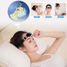Electric Insomnia Therapeutic Device Hypnotic Apparatus Hypnotic Artifact Aid Sleeping Tool Assisted Sleep Health Care Sleep laspot factory offered ces happy sleep device with no sleep pill