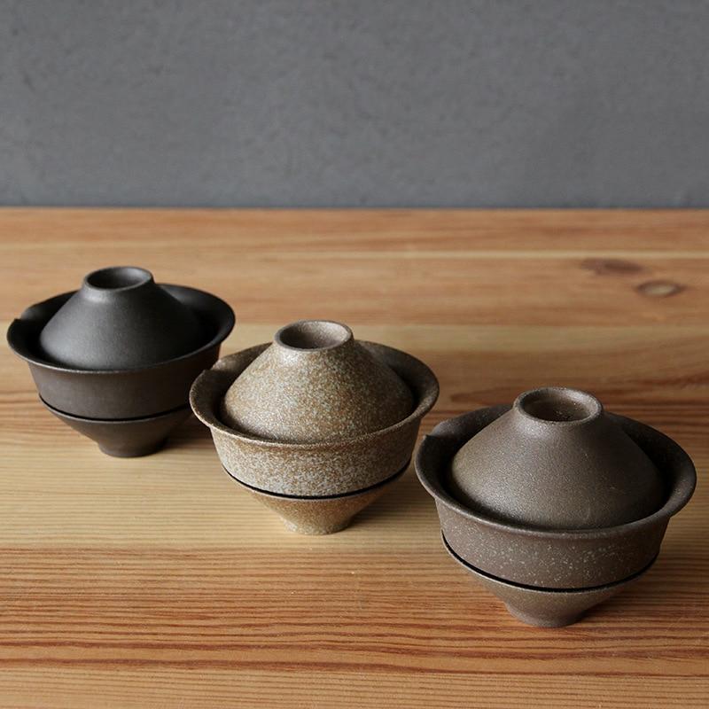 Portable Travel Gong Fu Tea Gaiwan Set 2