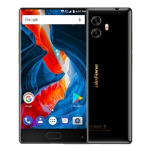 Ulefone Mix 13MP Dual Rear Camera Mobile Phone 5.5 inch MTK6750T Octa Core Android 7.0 4GB+64GB Fingerprint 4G Smartphone OTG