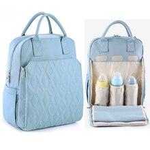 Водонепроницаемая Противоугонная сумка для подгузников для мам, рюкзак для подгузников для мам, органайзер для детских колясок, сумки для пеленания для ухода
