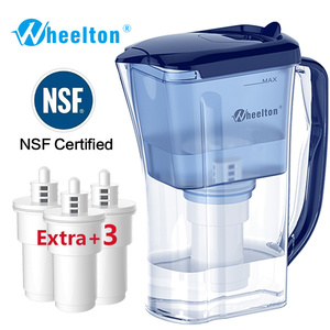 Image 1 - Wheelton Household and Picnic Dual Filter Kettle and Attach extra 3  cartridge Water Filter Water Purifier Brita Free Shipping