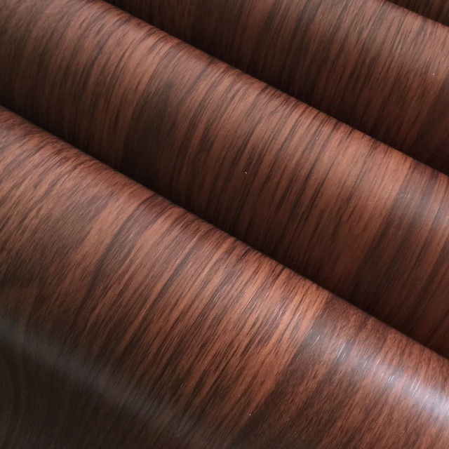 Wood Grain Wallpaper aliexpress : buy 30*200cm faux wood grain self adhesive