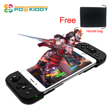 Wireless Bluetooth 4.0 Gamepad Remote Controller Stretching Remote Gaming Gamepads for 3.5-6.5″ Mobile Phone Game