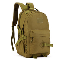 Outdoor Assault Compact Backpack Tactical Molle Army Backpack With Side Pouches Waterproof Travel Daypack Military Rucksacks 085
