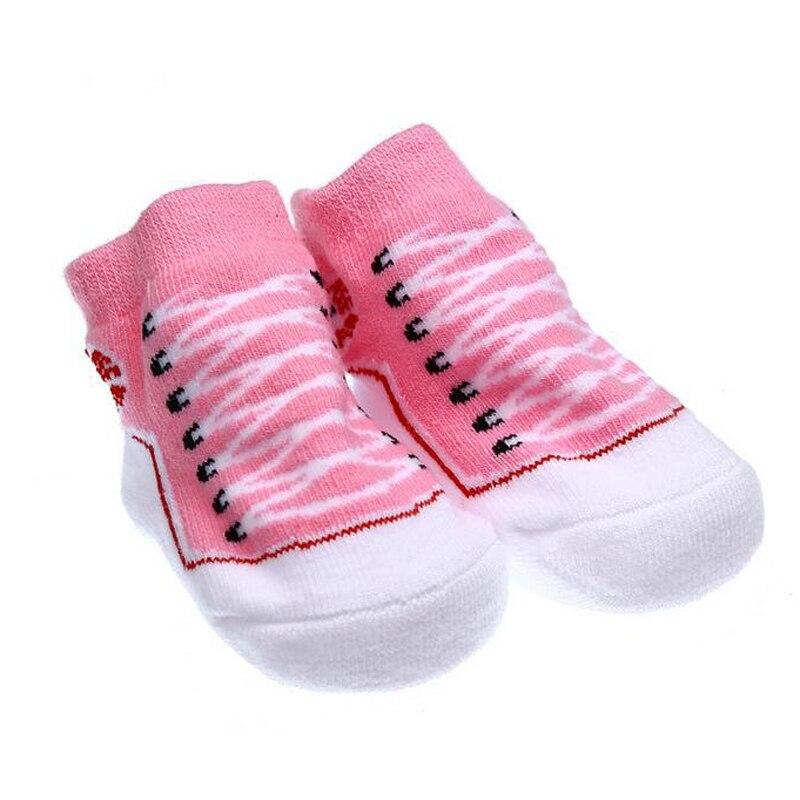 Mareya Trade - New Cute Cotton Newborn Baby Infant Bebe Anti slip ... cdcec7a9084c