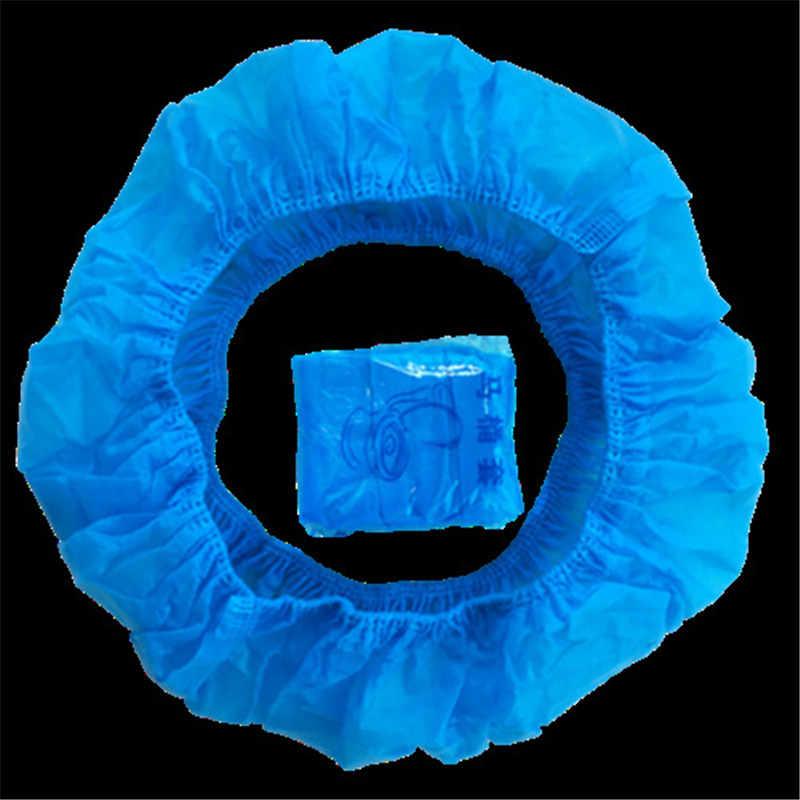 1 pcs TravelBathroom אביזרי כיסוי מושב אסלה חד פעמי מחצלת נייר טואלט אלסטי שאינו ארוג בד עמיד למים בטיחות אסלה