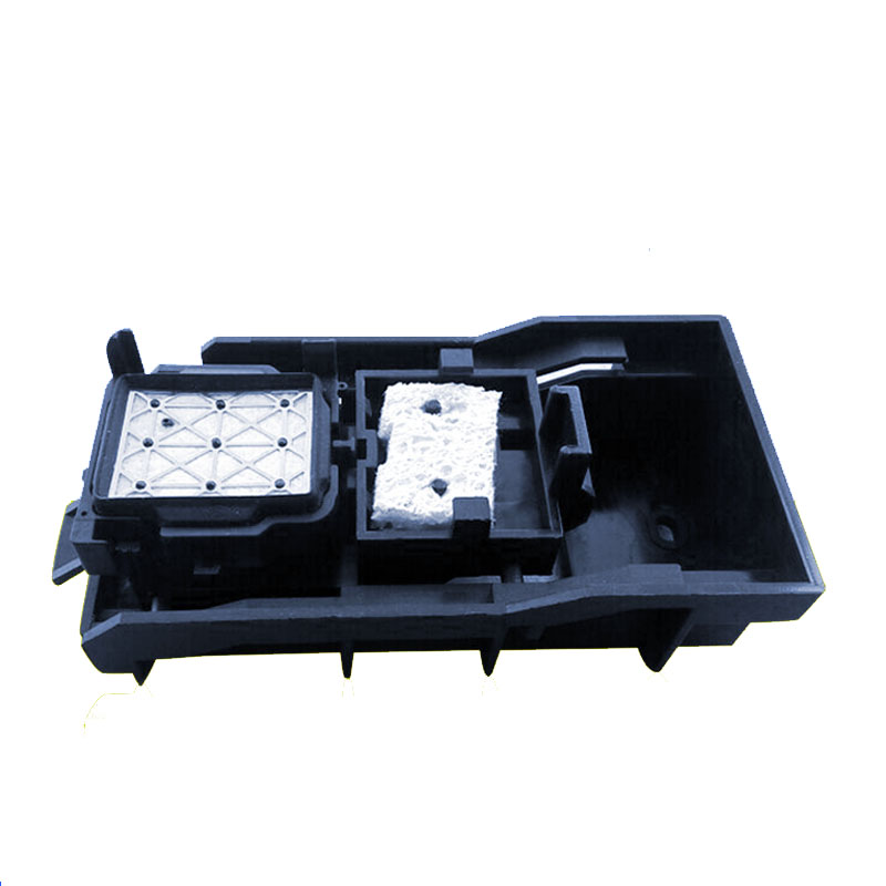 1Pcs Compatible Ink Cap Station Assembly For Mimaki JV33 JV5 TS3 CJV30 Printhead Cleaning Capping Station best price for mimaki sj740 printer printhead cap station