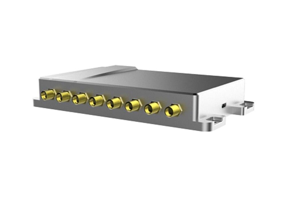 865-868Mhz 902-928Mhz CPU impinj R2000 built-in 8-port fixed uhf reader