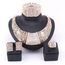 Модные комплекты ювелирных изделий в африканском стиле бренд