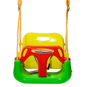 Baby Swing Hanging-Basket Outdoor Kids 3-In-1 200kg Toy Load-Bearing Patio Multifunctional
