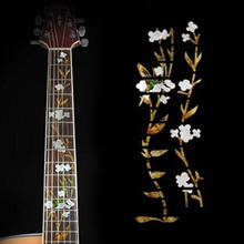 Electric Acoustic Guitar Bass Inlay Sticker Fretboard Marker Fret Decal Decor Guitar Accessories
