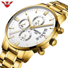 NIBOSI Man Watch 2019 Relogio Masculino Mens Watches Top Luxury Brand Sport Military Quartz Watch Men