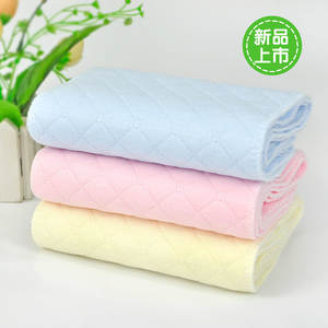 Reusable Baby Diaper-Inserts-Insert Care-Products Cloth 2PCS AQE6985 100%Cotton