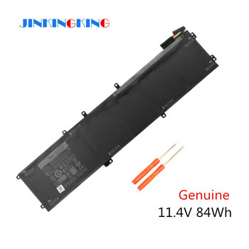 11.4V 84WH New original 4GVGH Laptop Battery for DELL Precision 5510 XPS 15 9550 series 1P6KD T453X
