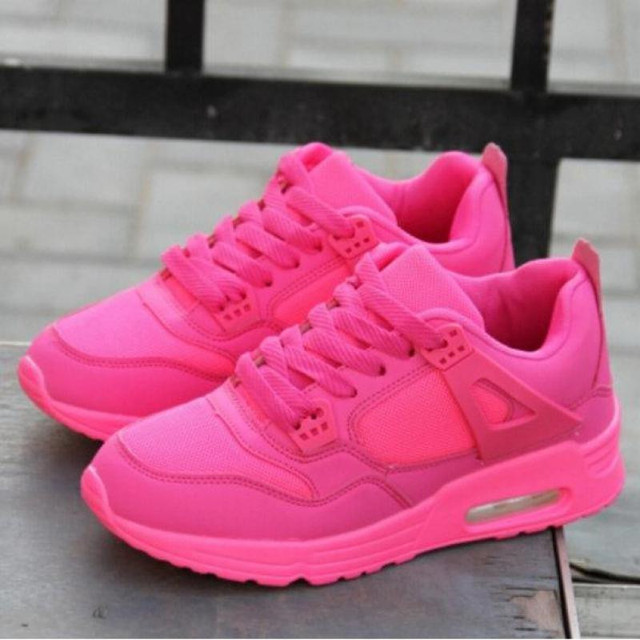women trainers women Breathable Mesh Fabric Fashion Casual Shoes outdoor jogging shoes mujer zapatillas deportivas XK071808