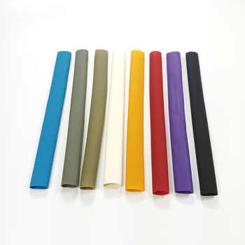 8pcs Lot Colorful Rubber Billiards Pool Cue Grips For