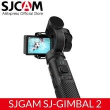 SJCAM ручной карданный SJ-GIMBAL 2 3 оси стабилизатор Bluetooth управление для SJ6 SJ7 SJ8 Pro/Plus/Air экшн-камера для Yi камеры