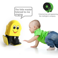 2018 New Bluetooth Speaker Audio Interactive Kids Toys Educational Robot Singing Dancing Baby Boy Girl Birthday
