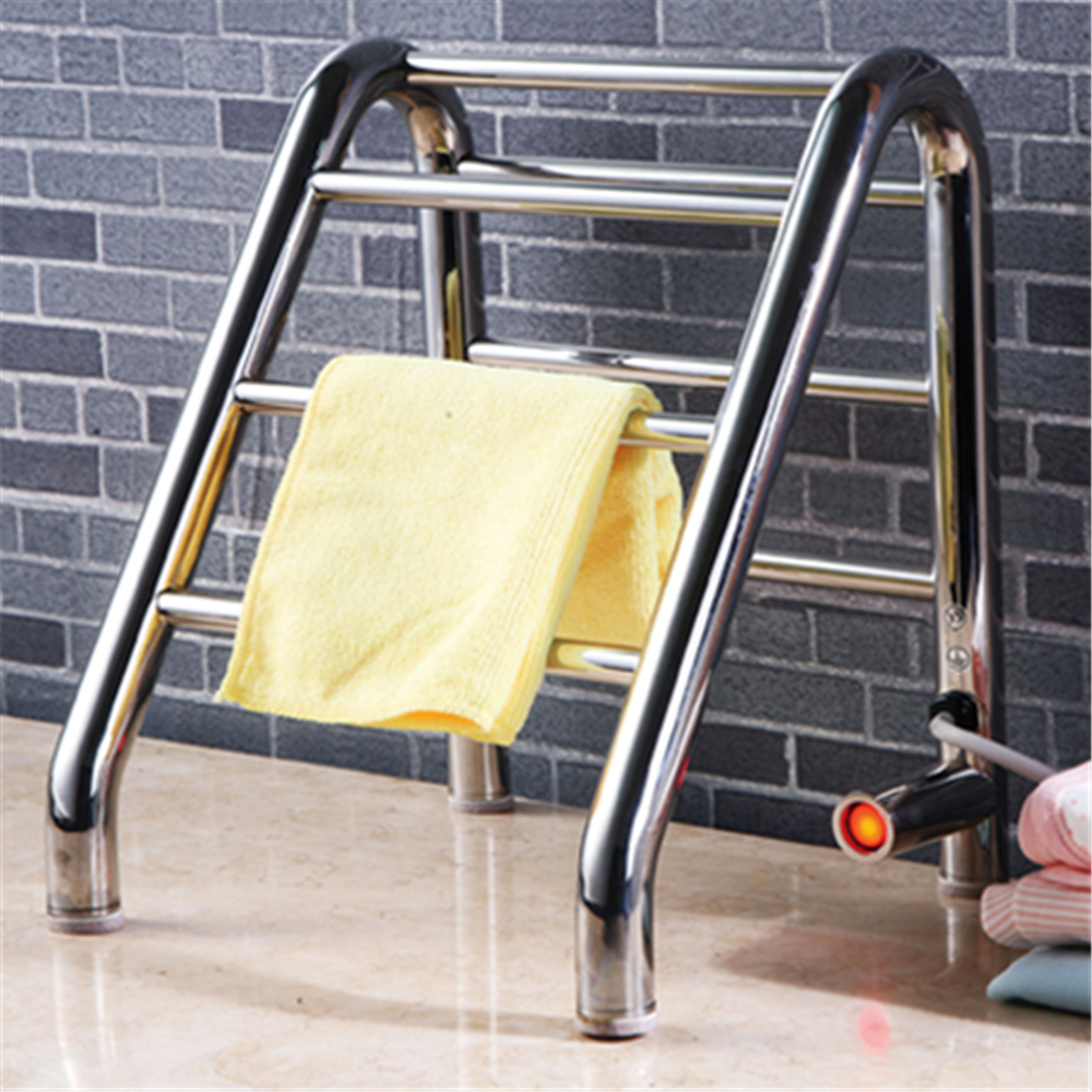 1pc Heated Towel Rail Holder Bathroom Accessories Towel: Aliexpress.com : Buy Free Standing Towel Warmer Electric