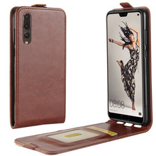Vertical Wallet Leather Flip Case for Huawei P Smart Phone Case Cover for Huawei P30 P20 Pro P10 Lite With Card Phone Bag Shell phone case wood leather card metal glass plastic printing uv ink with factory price