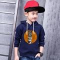 Pioneer Kids new Casual Children Hoodies Fleece Liner Baby Boys Sweatshirt Girls Sweatshirt Spring Autumn Sweatshirt for Kids