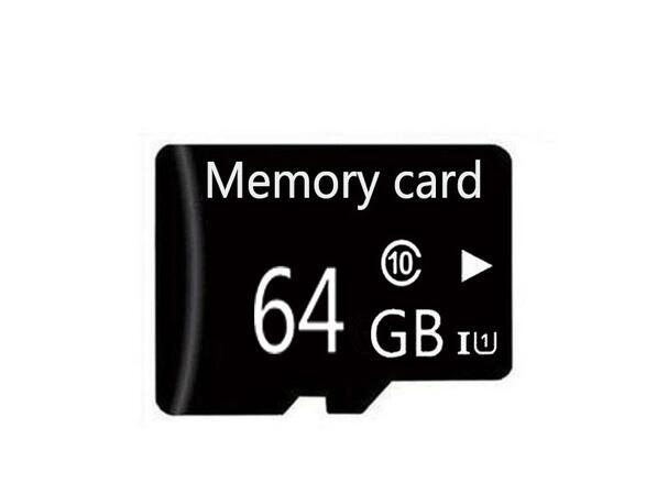 High Speed Memory Card 128gb 64gb Micro Sd/tf Cards Class 10 32gb Mini Tarjea Microsd 16gb 8gb Flash Card