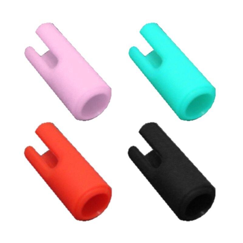 1PC Universal Pen Holder Case Socket Cap Pen Grip For Wacom Tablet Pen LP-171-0K, LP-180-0S , LP-190-2K, LP-1100-4K 4 Colors C26