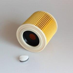 Image 2 - Сменный пылезащитный мешок для Karcher, фильтр HEPA фильтр для пылесоса, аксессуары, 3 шт., WD2250, WD3.200, MV2, MV3