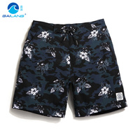 Mens summer board shorts swimming trunks beach surf bermudas swim liner Elastic quick dry polyester swimsuits plavk sweat jogger