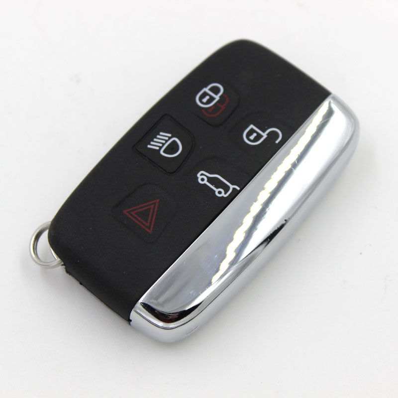 Key Shell 5 Button Remote Case For LAND ROVER Range Rover