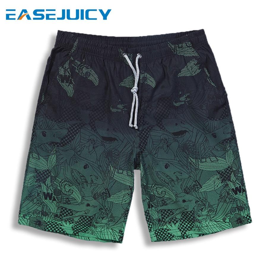 Swimming suit for men   board     shorts   swimsuit bathing suit surfboard joggers hawaiian bermudas swimwear printed mesh