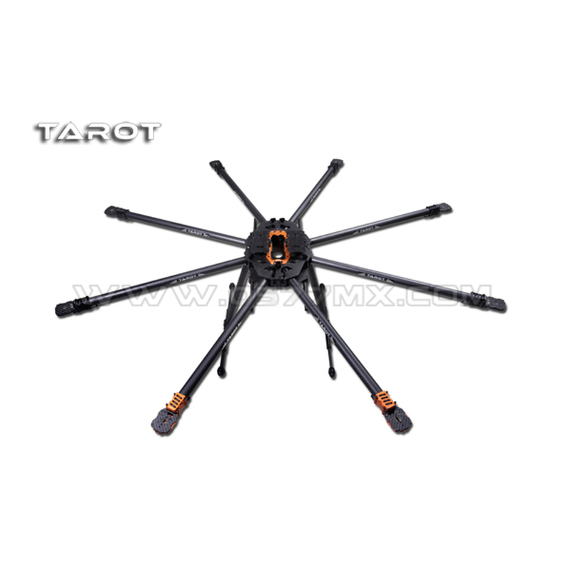 TATOR-RC Multi Rotor Helicopter Tarot T15 Pure 3K carbon folding type OCTA copter main frame kit FPV TL15T00 tator rc multi rotor helicopter tarot t15 pure 3k carbon folding type octa copter main frame kit fpv tl15t00